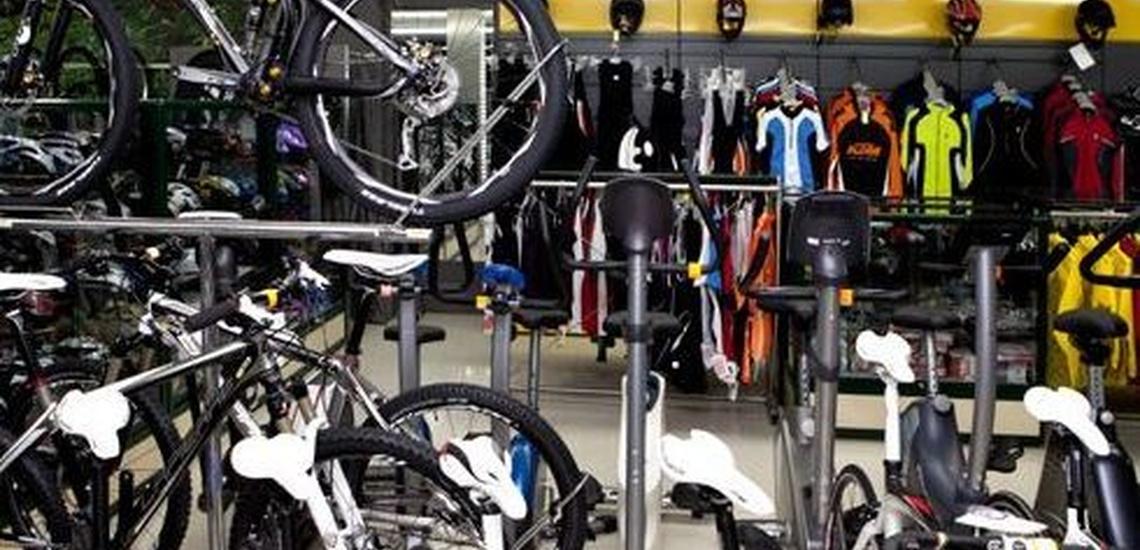 Venta de bicicletas en Vigo