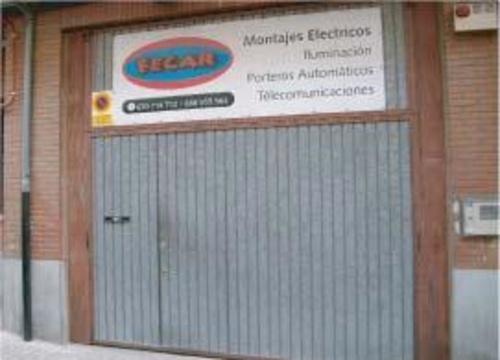 Fotos de Electricidad en Ávila   Fecar