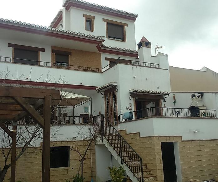 Vivienda Unifamiliar en Los Ogíjares (Granada)