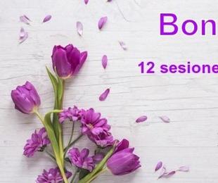 Bono 12 sesiones de masaje 400 €