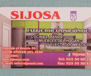 Fabricantes de cocinas en Toledo   Muebles Sijosa