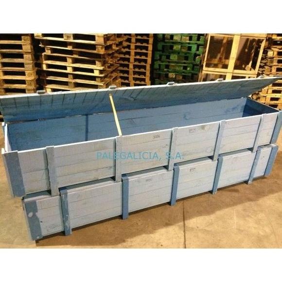 Cajas de madera personalizada: Productos de Palegalicia