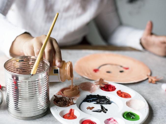 La importancia del arte en el desarrollo de los niños
