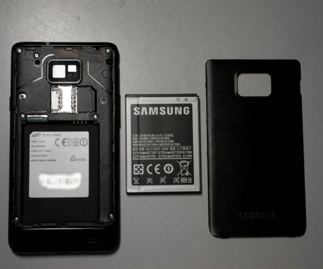 El problema de las baterías en el Samsung Galaxy Note 7