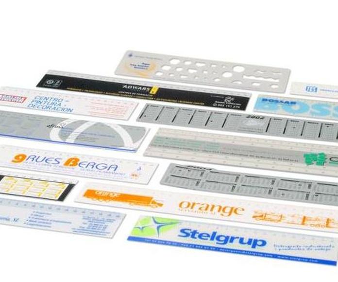 Publicidad en Artículos oficina: Serigrafia en Granollers de Dydplas Serigràfic