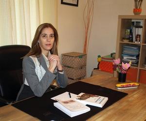 Laura Gascón, psicóloga en Talavera de la Reina