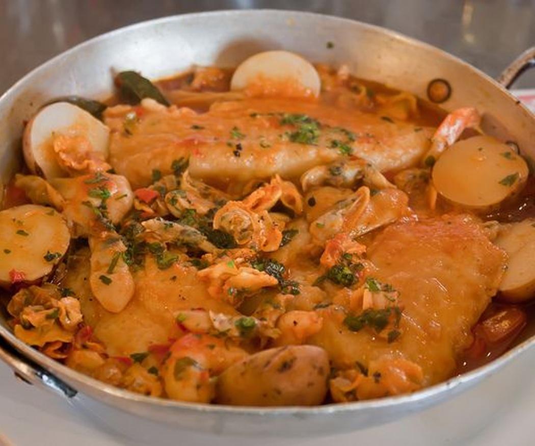 Origen de la caldereta de marisco, un plato idóneo para celíacos
