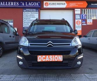 Peugeot 207 1.4HDI 68CV:  de Ocasión A Lagoa