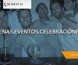 Fiestas privadas en Valencia