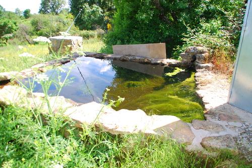 Captación de aguas superficiales, Los Molinos ( Madrid)