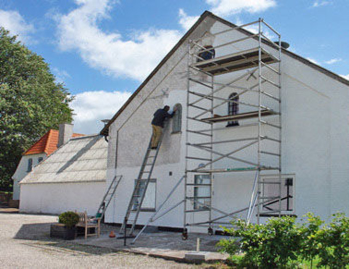Reparación de fachadas : Servicios de Limpiezas Mallorca