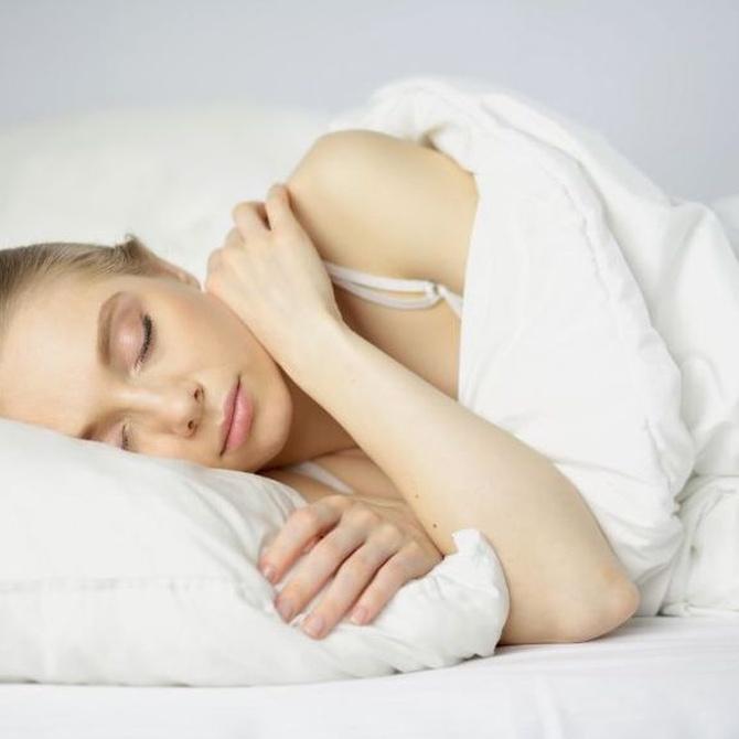 ¿Problemas de sueño? La homeopatía puede darte la solución