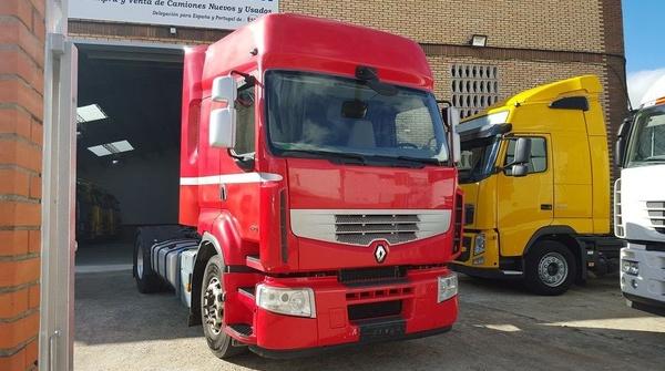 RENAULT PREMIUM 450 DXI PRIVILEGE 2007: Camiones de Autotruck Salamanca