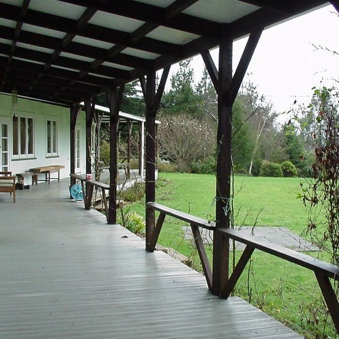Ventajas de las verandas