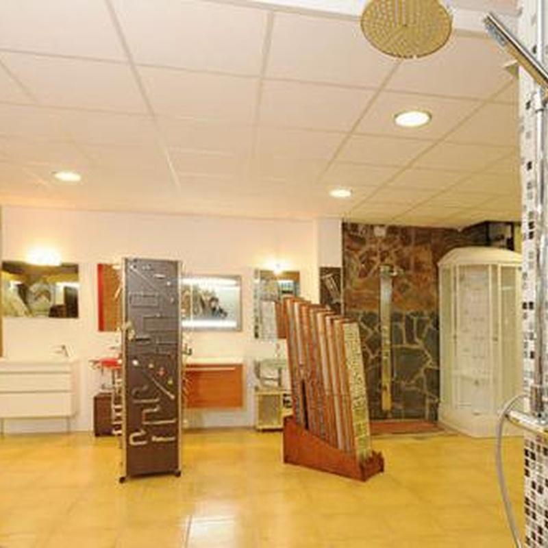 Centro de Exposición: Catálogo de Alegre Materiales para la Construcción