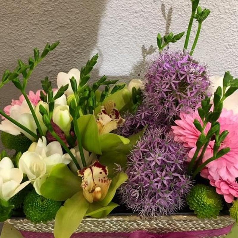 Decoración floral: Servicios  de Floristería Lislore