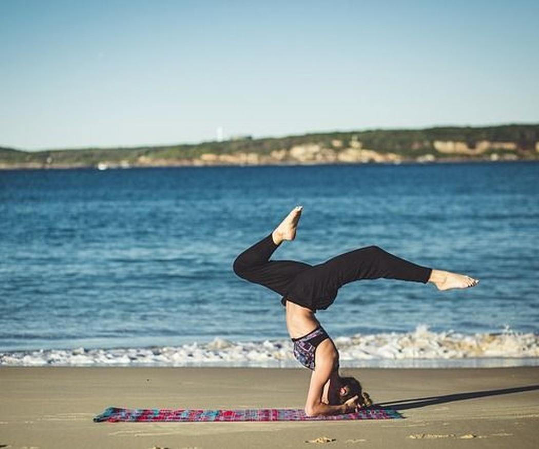 Posturas del yoga