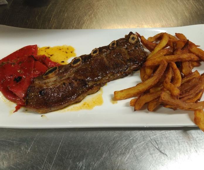 Menú del día: Servicios de Restaurante La Villa Igantzi