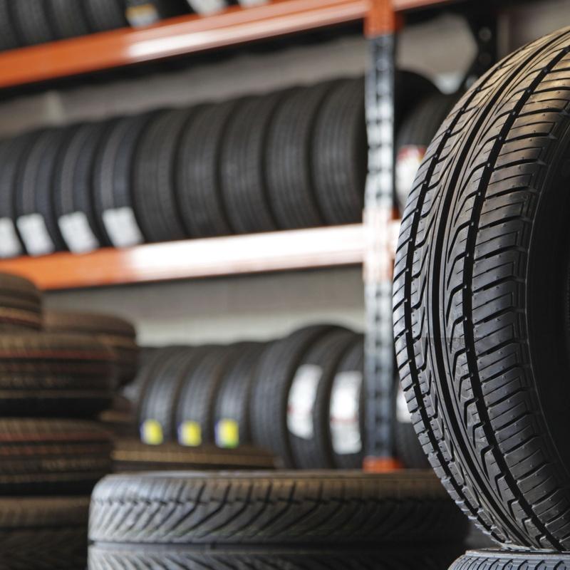 Neumáticos: Servicios de Centro Motor
