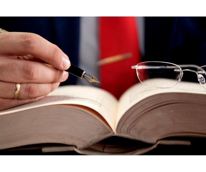 Abogados matrimonialistas: Servicios jurídicos de Pilar Blasco Lleonart
