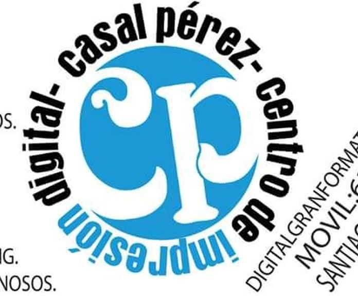 Impresión digital: Servicios de Casal Pérez Centro de Impresión Digital
