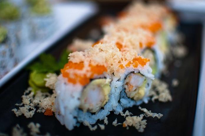 Menús 13: Menús de Kiniro Sushi