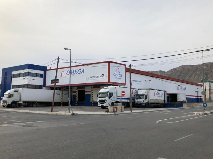 Flota de vehículos: Servicios de Logística Omega, S.A.