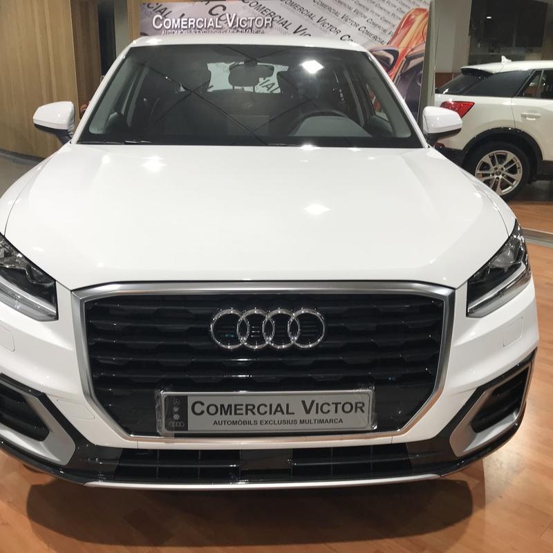 Audi Q2 Motor 1.6 D km 0: Servicios de Comercial Víctor