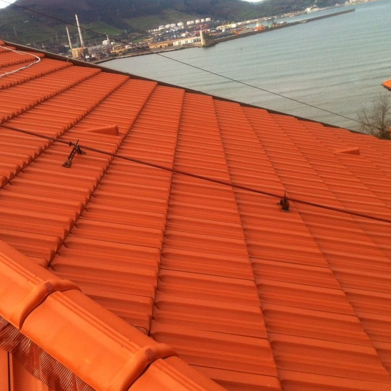 Renovar el tejado