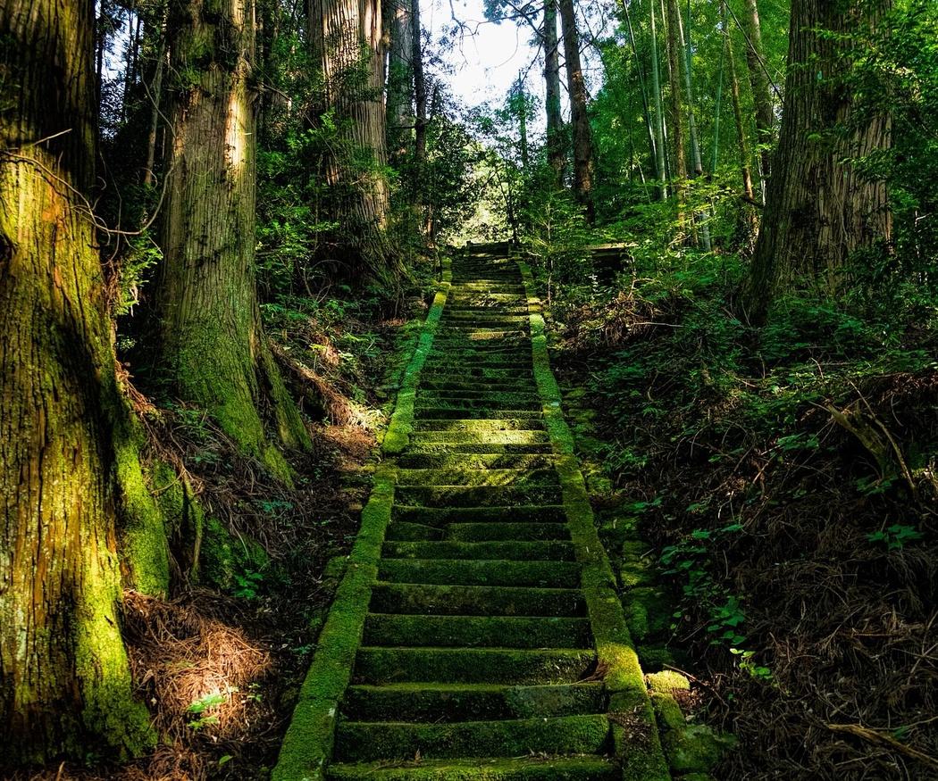 Escaleras con historia