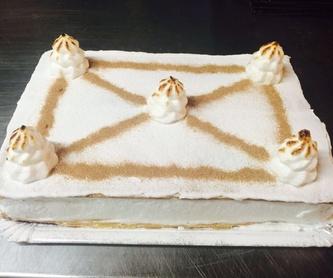 Tarta Milhojas
