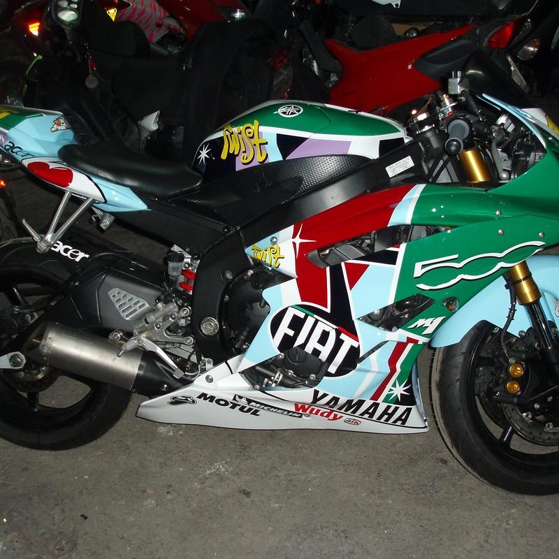 YAMAHA R6 2007: Catálogo de Moto 2