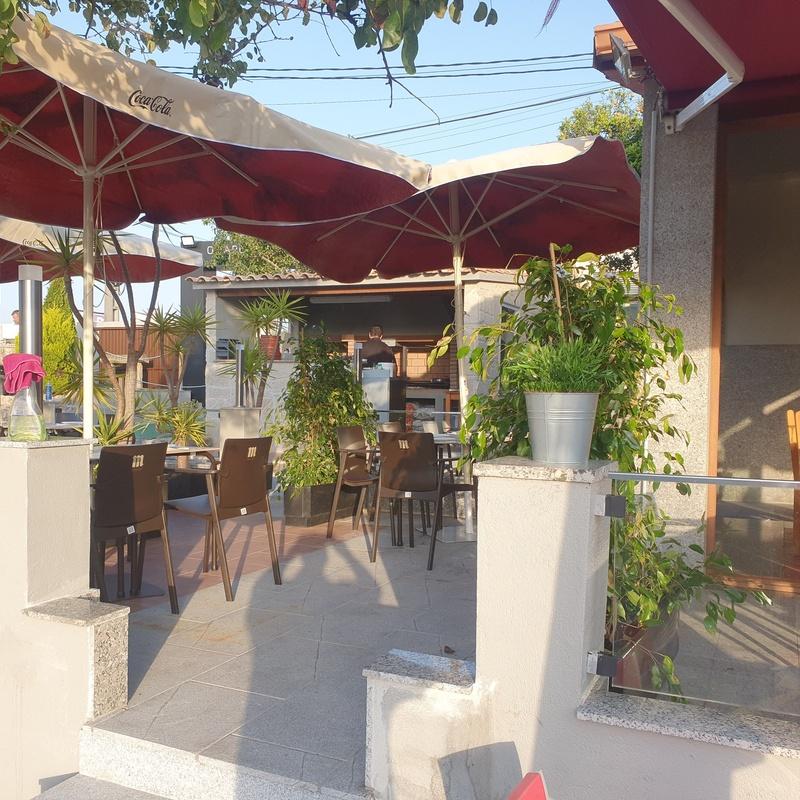 Nuevas instalaciones: Carta de O Largo da Costa Complejo