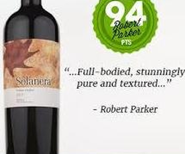 Solanera viñas viejas 2013