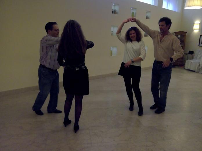 Clases particulares: Nuestras Clases de Bailes de Salón Daniel Sáez