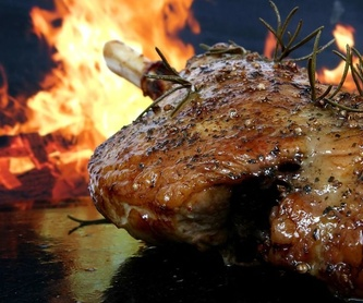 Entrantes y ensaladas: Especialidades de Restaurante Casa Rufino