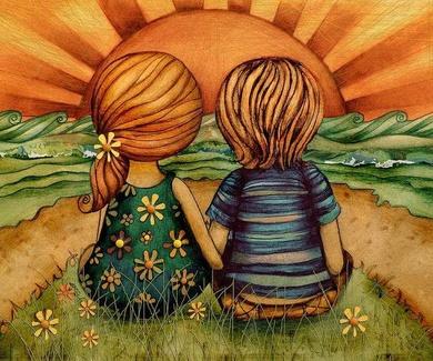 Los niños amados se convierten en adultos que saben amar