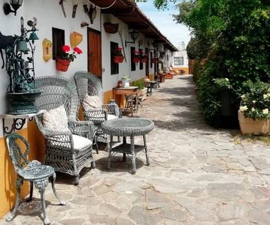 Casas rurales cerca de Salamanca.