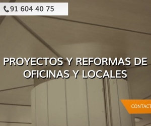 Montaje de oficinas en el centro de Madrid: Instalaciones Agustín Mateo