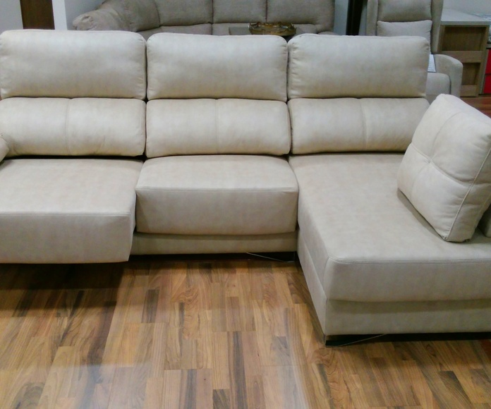 SOFA CHAISSELONGUE MODELO PALMA