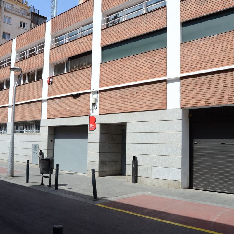 Remodelación interior de edificio existente y actuación en fachada de CANE: Trabajos de MasterPlan
