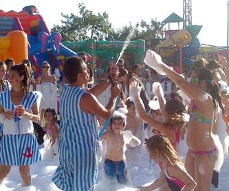 Parque infantil: Nuestros servicios de Gran Piruleto Park