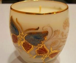 velas de lux mariposa