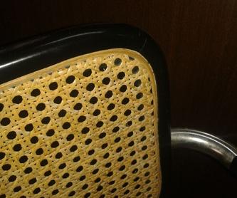 Tireta de junco natural para enrejillar: Catálogo de Rejillas Perpiña