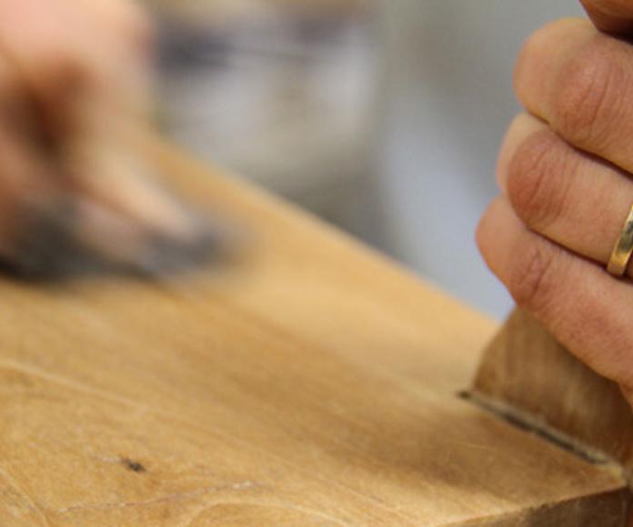 Restauración: Servicios de Taller De Barnizar Teruel Bautista