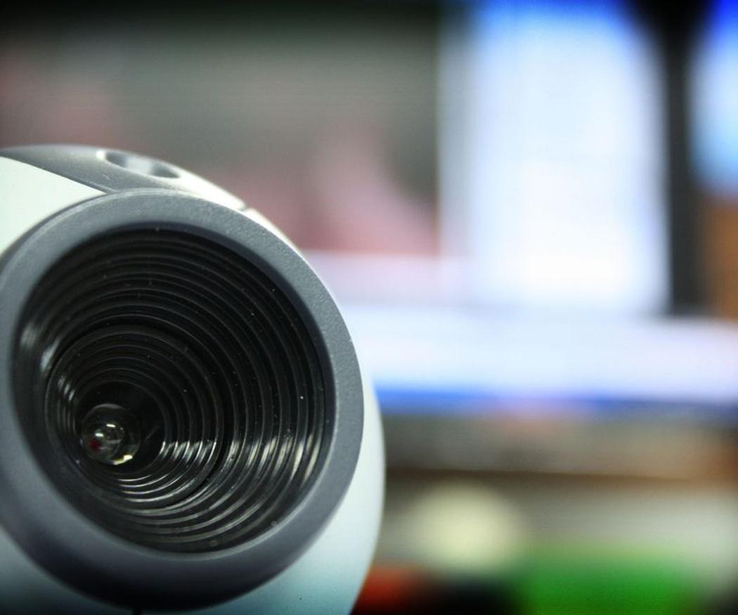 Alguien podría estar observándote: problemas con la webcam