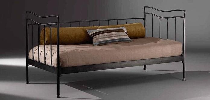 Sofa-cama Londres: Catálogo de muebles de forja de Forja Manuel Jiménez