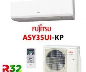 Aire Acondicionado Split Fujitsu ASY 35 UI-KP