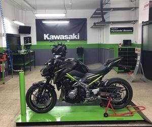 Venta y reparación de motocicletas