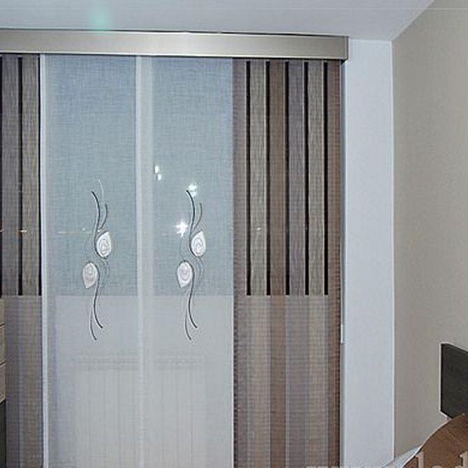 ¿Cortinas o estores?